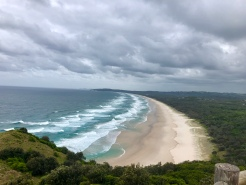 View from the Lighthouse hike