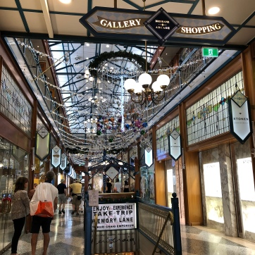 The Arcade Brisbane